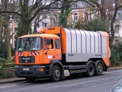 mullwagen